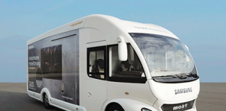 Samsung AVantgarde Truck