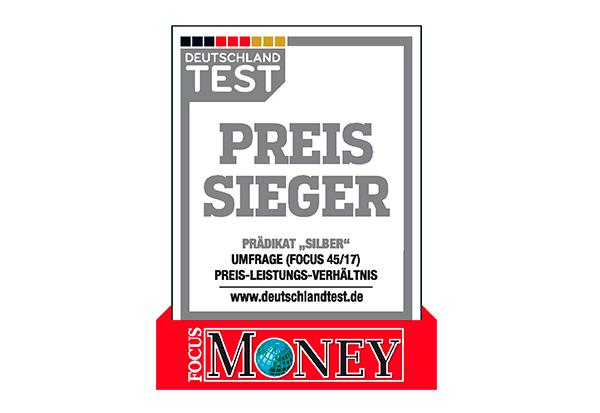 Hama erhält Preis-Leistungs-Siegel 2017