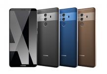 Huawei Mate10 Pro mit KI jetzt erhältlich