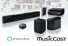 Yamaha MusicCast Skill für Amazon Alexa