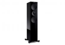 KEF bringt Lautsprecher R700 in Black Edition heraus