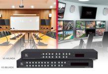 Kramer 4K@60-HDMI-Matrixschalter für Multi-Display-Anwendungen