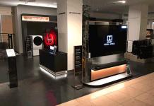 LG Signature-Sonderausstellungen in München und Berlin