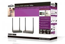 Schnepel präsentiert Marmitek TV Anywhere Wireless HD