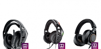 Plantronics RIG Gaming-Headset mit Dolby Atmos
