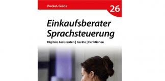 gfu-Einkaufsberater: Neuer Pocket Guide Sprachsteuerung