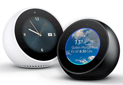Amazon Echo Spot jetzt erhältlich