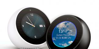 Neues Alexa-Produkt: Echo Spot