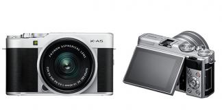 Neue Fujifilm Systemkamera mit Bluetooth-Technologie