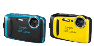 Robuste Outdoor-Kamera FinePix XP 130 von Fujifilm