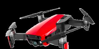 Portable und faltbare DJI-Kameradrohne Mavic Air