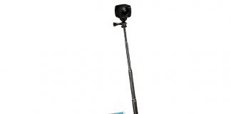 Hama: Selfie-Stativ für kontrollierte 360-Grad-Aufnahmen