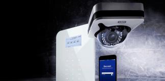 Sicherheit im Smart Home: Secvest Touch Funkalarmanlage von Abus