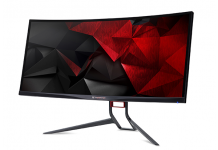 Acer: Curved-Gaming-Monitor Predator X34P im 21:9-Format