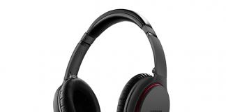 August EP735: Active Noise Cancelling-Kopfhörer mit Bluetooth