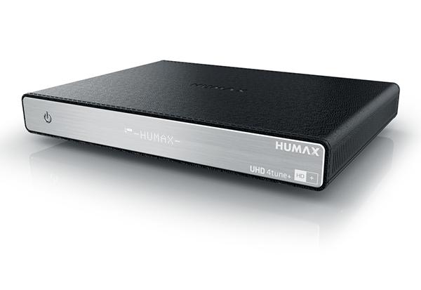 HD+ geeigneter Receiver Humax UHD 4tune+