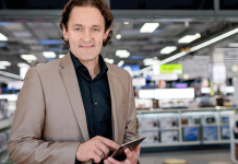 Martin Wild wird Chief Innovation Officer von MediaMarktSaturn