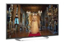 Hollywood im Wohnzimmer: LED-TV Serie von Panasonic