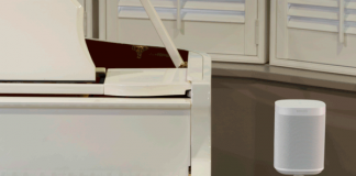 Flexson: Standfüße und Wandhalter für Sonos One