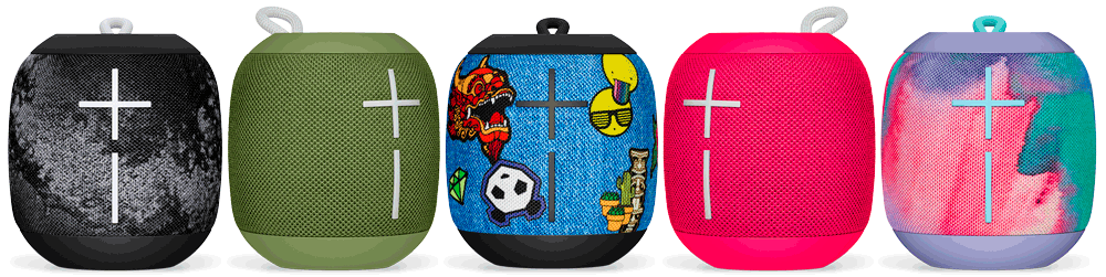 Musik-Box mit Stil: Ultimate Ears Wonderboom Freestyle Collection