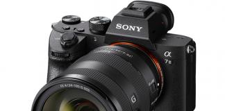 Sony zeigt kompakte Kamera α7 III für ambitionierte Fotografen