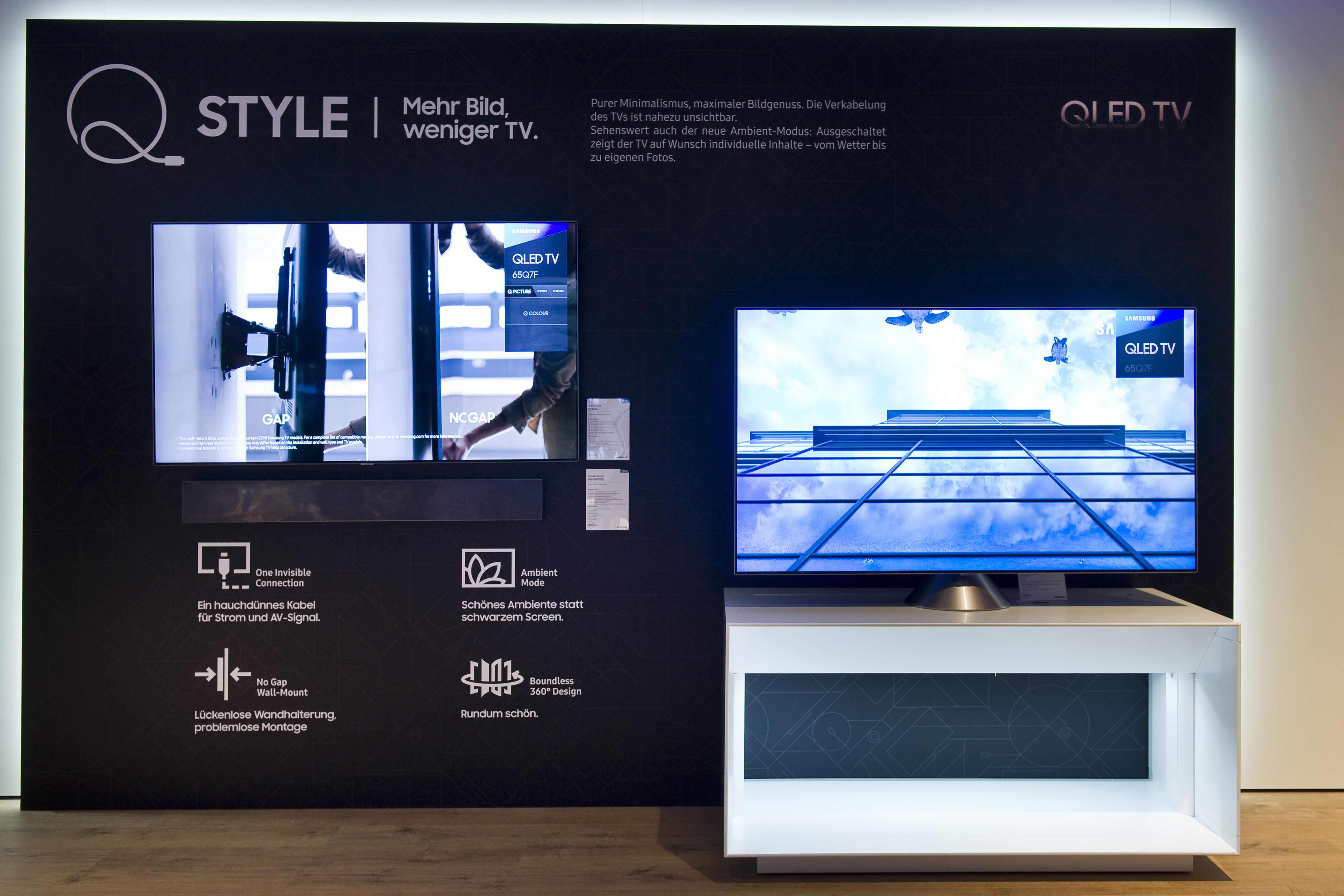 samsung fernseher 2018 samsung fernseher auf den top. Black Bedroom Furniture Sets. Home Design Ideas