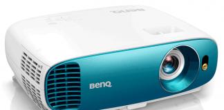 BenQ kündigt 4K UHD Heimkino-Projektor TK800 an