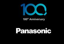 Panasonic feiert 100 Jahre technologischen Fortschritt