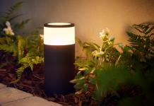 Philips Hue: Outdoor-Leuchten für Terrasse, Garten und Balkon