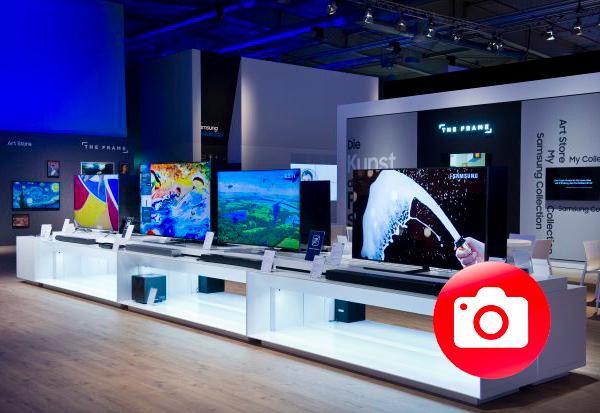 Das ist das QLED-Line-Up von Samsung 2018