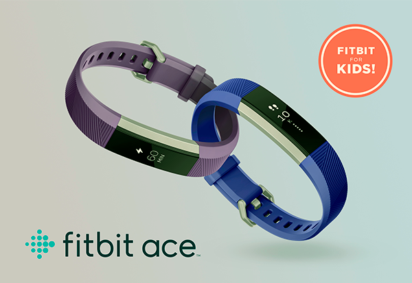 fitbit ace bringt spa f r die ganze familie ce markt. Black Bedroom Furniture Sets. Home Design Ideas