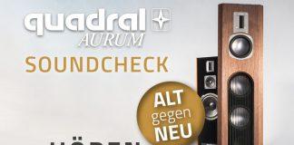 quadral_alt gegen neu_aurum soundcheck