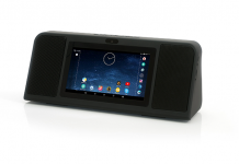 Xoro HMT 362: Internetradio mit Touchscreen