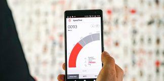 Vodafone bietet 100 Mbits im Upload-Daten mit dem Handy jetzt doppelt so schnell hochladen