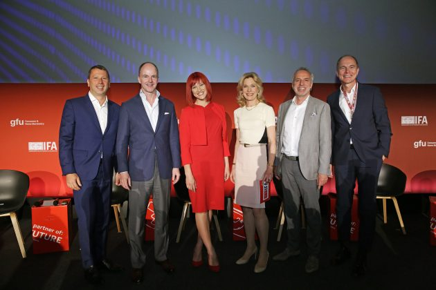 IFA Global Press Conference 2018