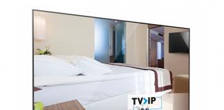 Panasonic Hotel-TV mit neuen Funktionen
