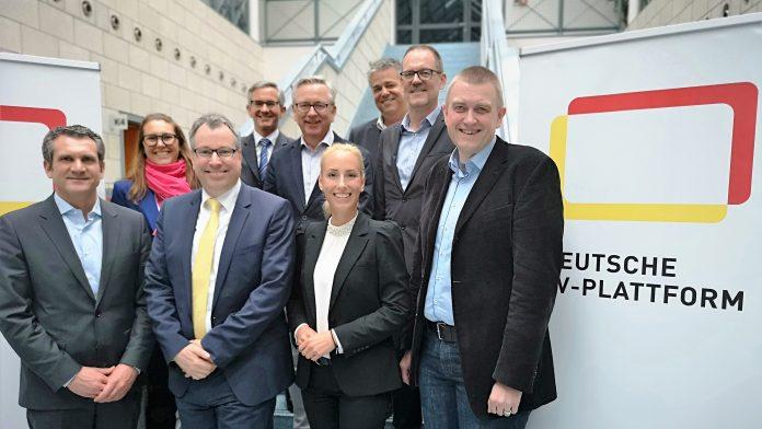 Vorstand und GF Deutsche TV Plattform