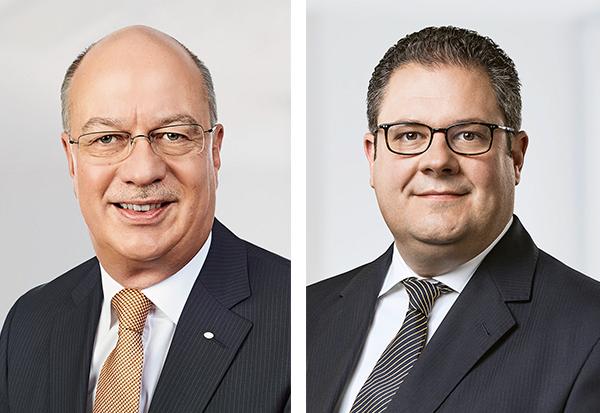 Thomas Schröder und Partrick Döring von Wertgarantie