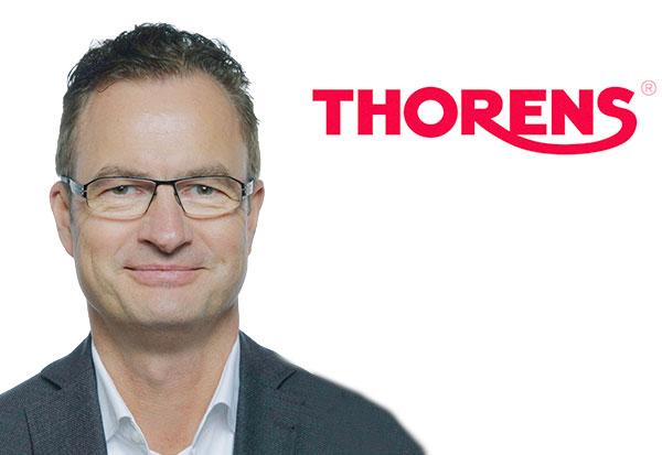Gunter Kürten übernimmt Thorens
