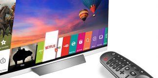 Netflix empfiehlt Smart-TVs von LG Electronics