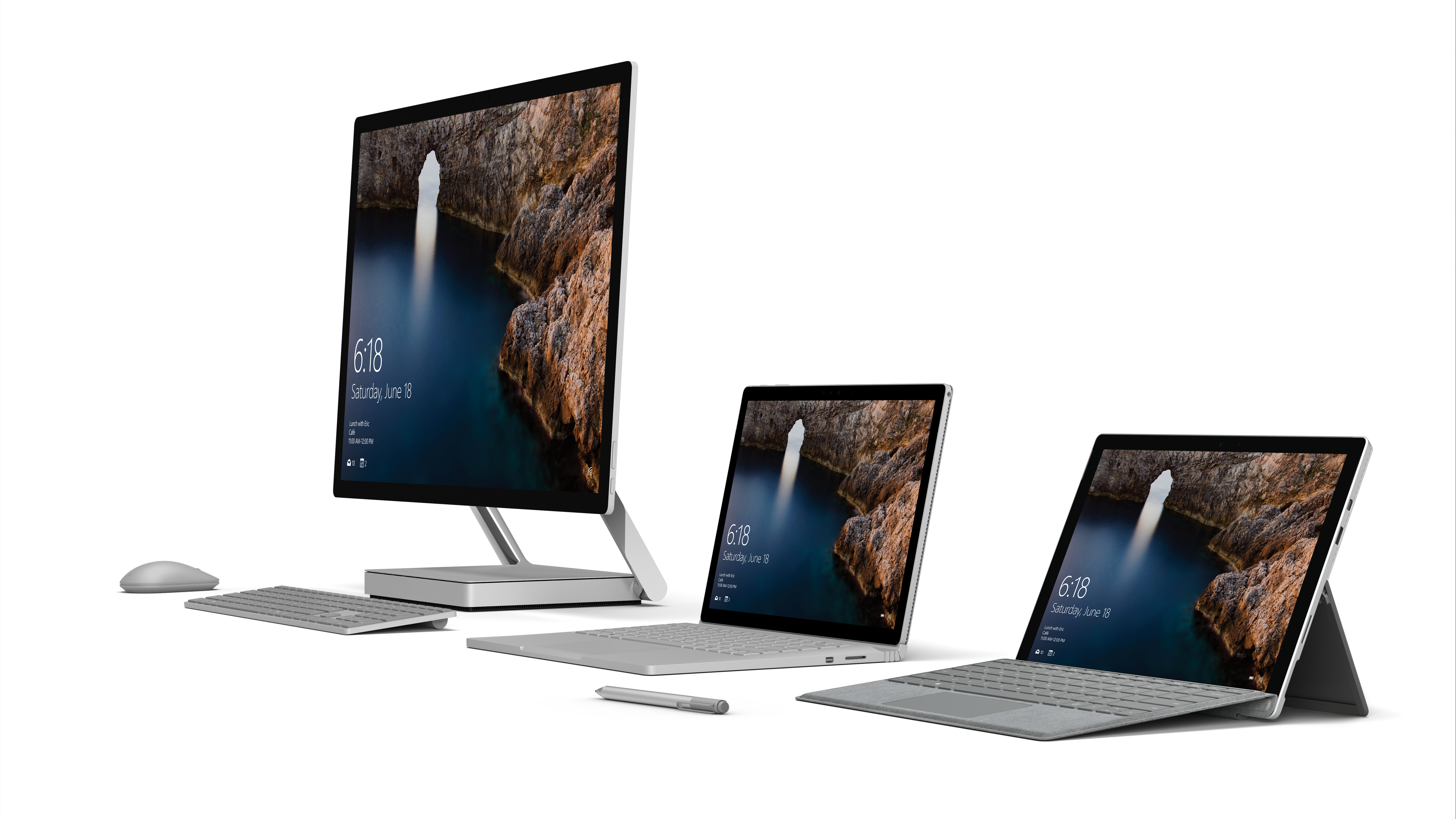 MS Surface Family