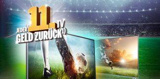 Medimax mit Geld-zurück-Aktion für jeden elften TV-Kauf