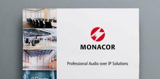 Weitere Solutions-Broschüre von Monacor erschienen