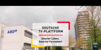 Deutsche TV-Plattform: Smart Leben, smarter Fernsehen