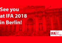 IFA Global Press Conference