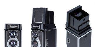 Die Legende lebt - als Rolleiflex-Sofortbildkamera