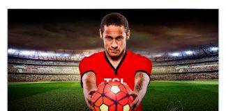 TCL: Fußballstar Neymar ist Markenbotschafter