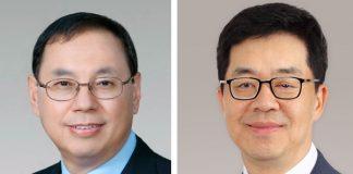 CEO und CTO von LG Electronics halten IFA Opening Keynote 2018