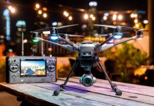 Yuneec Hexacopter-Flaggschiff Typhoon H Plus