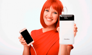 Miss IFA präsentiert: Powerbank PS679 von Camelion Batterien GmbH